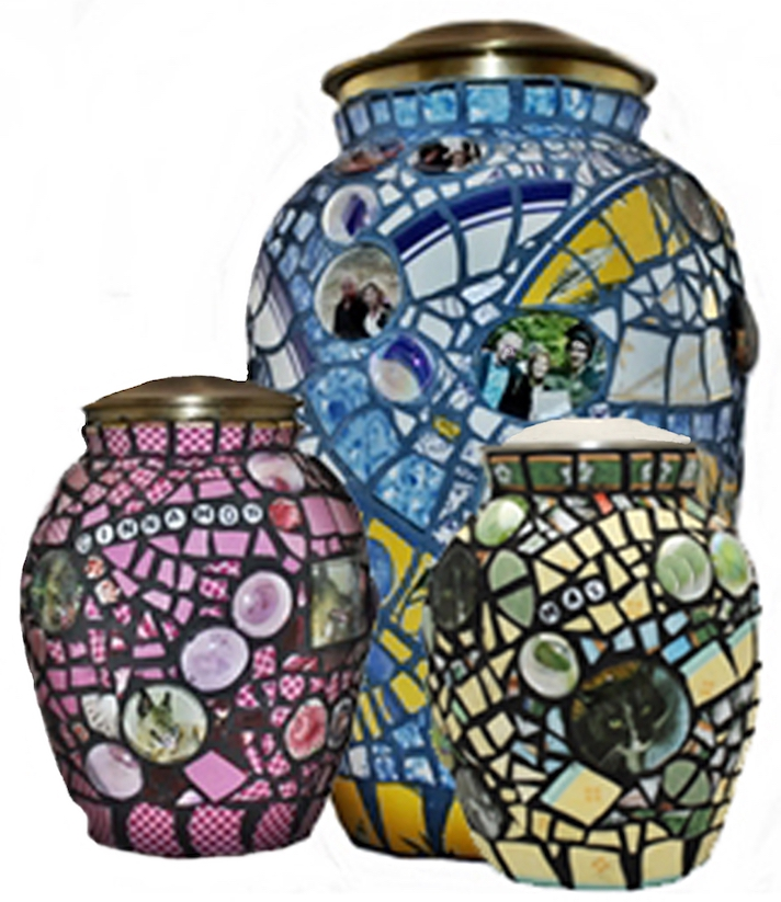 Personalized Urns for People and Pets